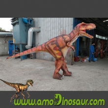 best price animatronic T-rex suit for show
