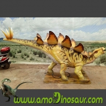simulation dinosaur model with high quality
